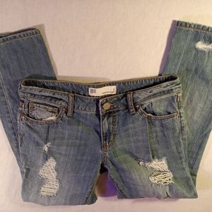 """RSQ Jeans - RSQ Jeans🇺🇲""""Brooklyn Slouch"""" Distressed jr sz 5"""